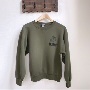Vintage | USMC Sweatshirt